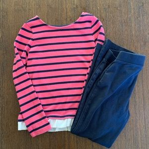 Lands' End Outfit